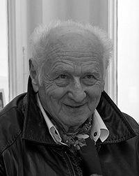 Spisovatel Arnošt Lustig, autor knihy Nemilovaná